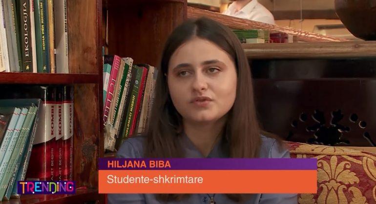 Studentja