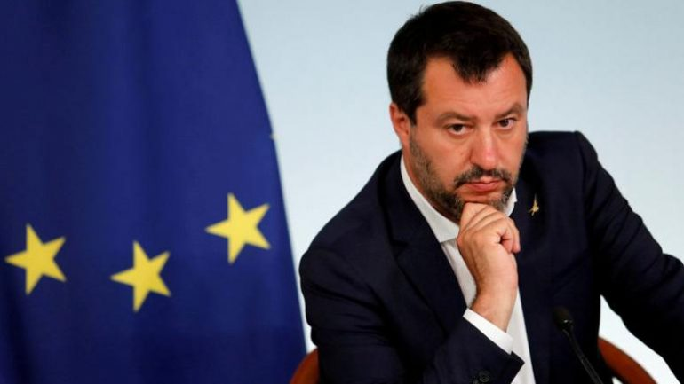 773x435 Italys Salvini Denies His League Party Took Money From Russians