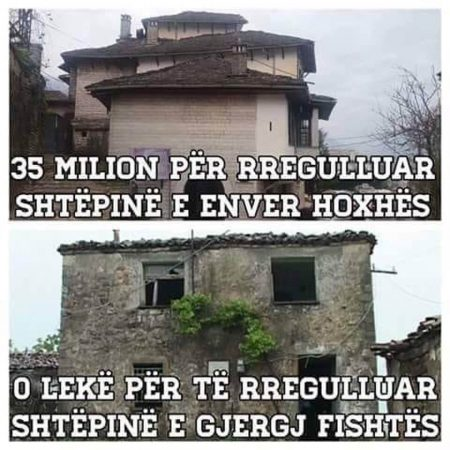 Ilir Demalia Shtepia Enver Hoxhes