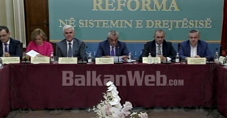 Reforma Ne Drejtesi