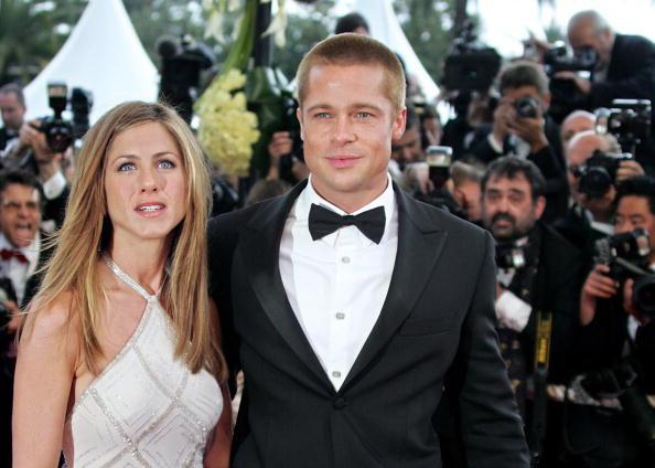 Brad Pitt Jennifer Garner