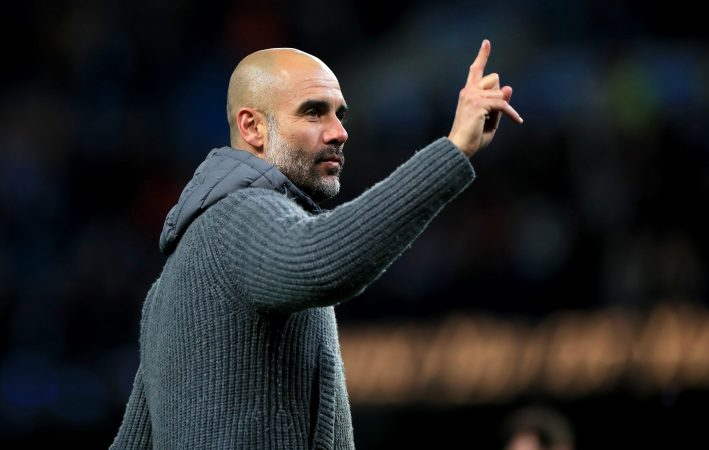 Guardiola Bans Man City Staff From Checking Up On Title Rivals Liverpool On Final Day
