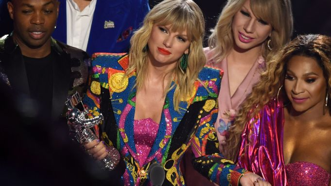 Mtv Video Music Awards, Show, Prudential Center, New Jersey, Usa 26 Aug 2019