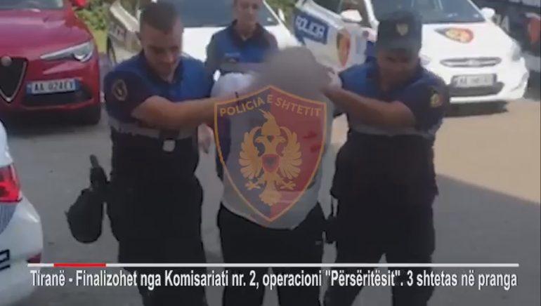 Policia Arreston 37 Vjecarin