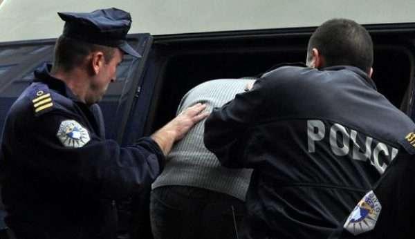 Arrestim Policia E Kosoves1