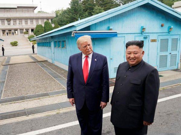 Donald Trump Kim