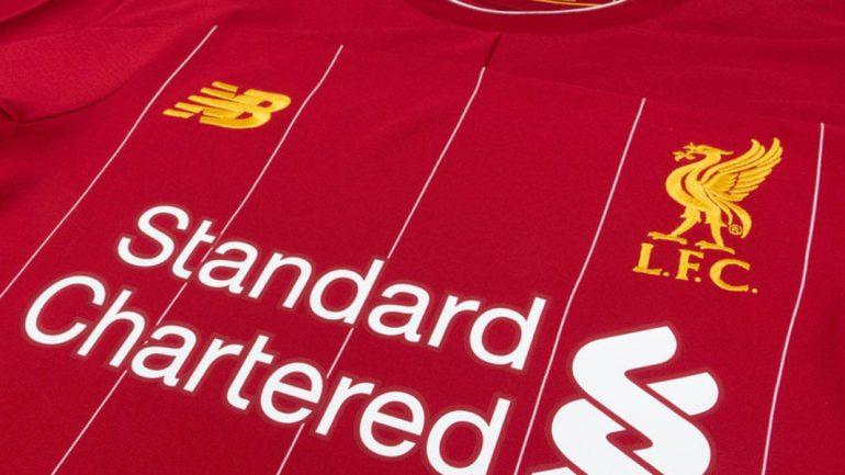 Liverpool Trikot New Balance Nike 1068x601