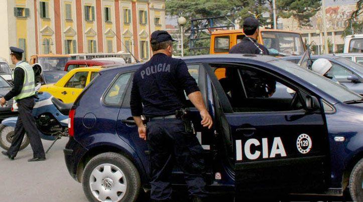 Policia Tirane