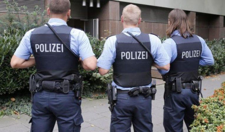 Policia Gjermane1