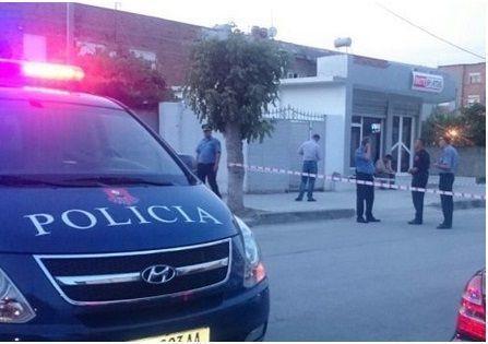 Policia Tirane 1