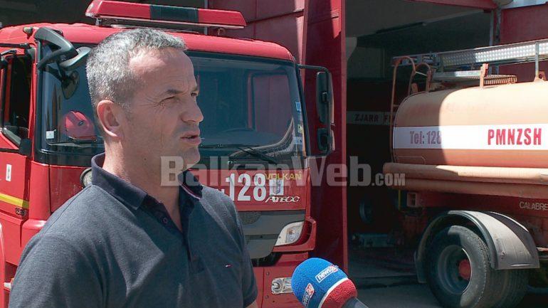 Zjarret Ne Tirane