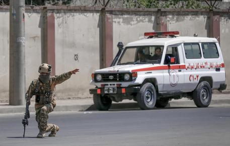At Least 10 People Killed In Bomb Blast Near Defense Ministry In Kabul
