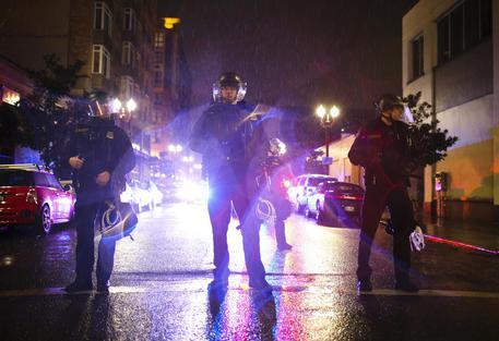 Trump: Polizia, 217 Arresti In Scontri A Washington
