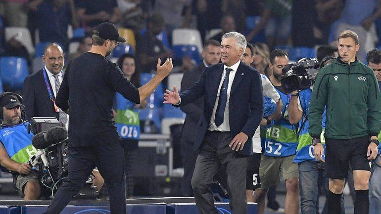 Klopp Ancelotti
