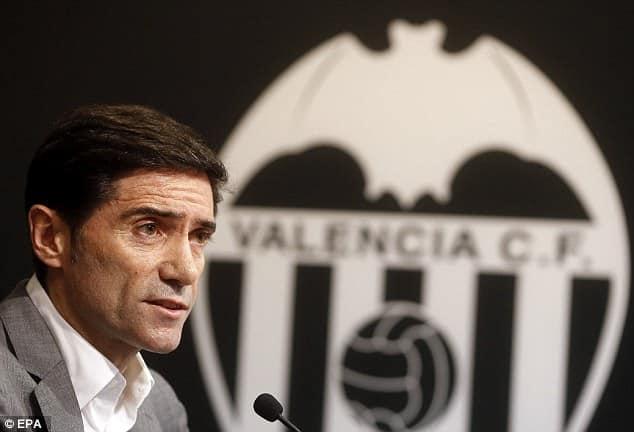 Manager Marcelino