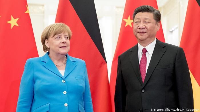 Merkel Kine