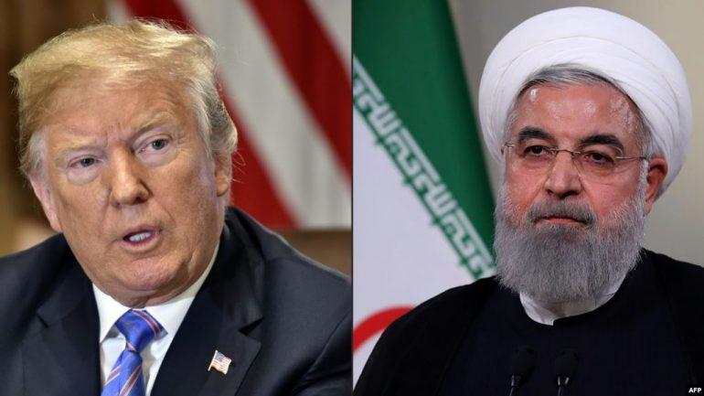 Trump Irani1