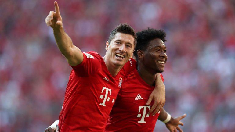 Bayern Munich High