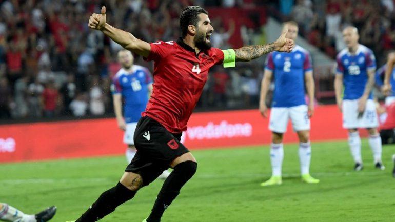 Fbl Euro 2020 Qualifier Alb Isl