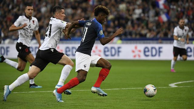 Fbl Euro 2020 Qualifier Fra Alb