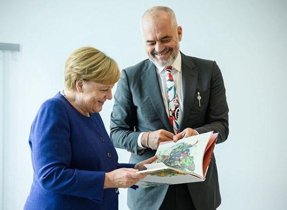 Merkel Rama