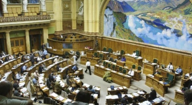 Parlamenti I Zvicres