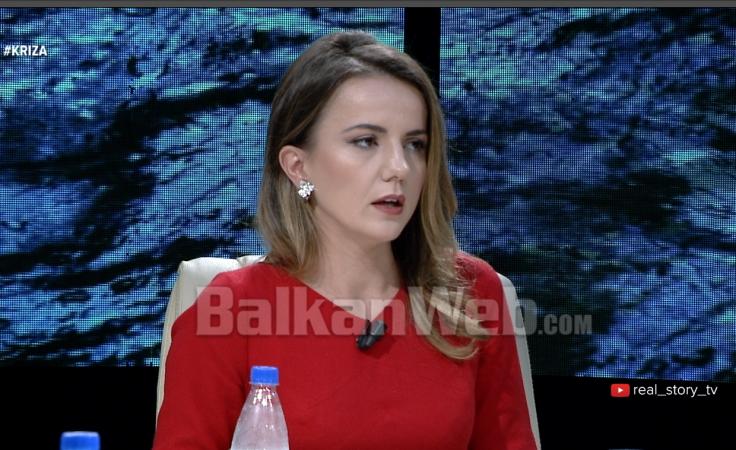 Rudina Hajdari