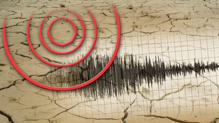 Disa lëkundje tërmeti gjatë natës, më e forta me magnitudë 4, ku ishte  epiqendra - Balkanweb.com - News24
