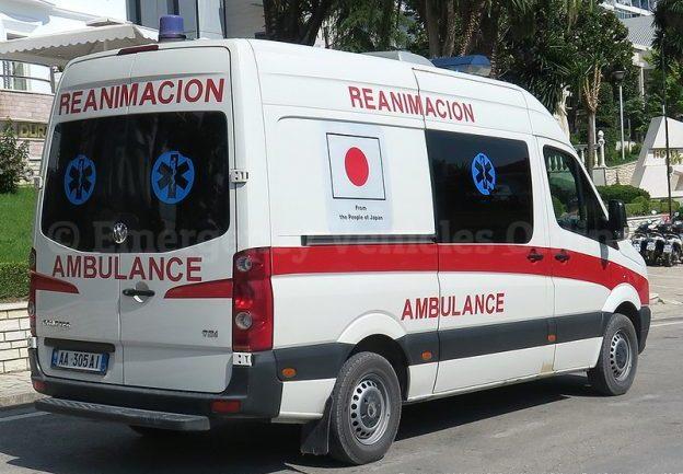 Zjps Albania Sarande Ambulance L 624x450 624x433