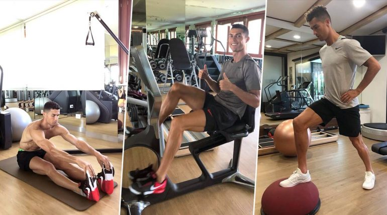 Cristiano Ronaldo Workout Diet