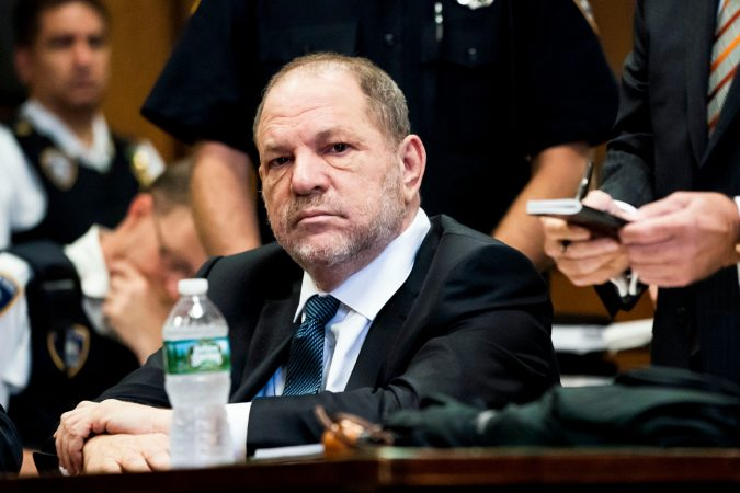 Harvey Weinstein Court Hearing, New York, Usa 11 Oct 2018