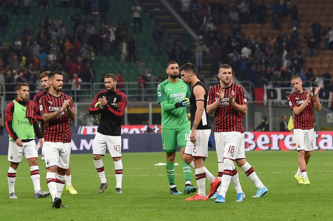Ac Milan V Fc Internazionale Serie A