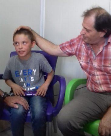 Agrim Berisha Dhe Djali