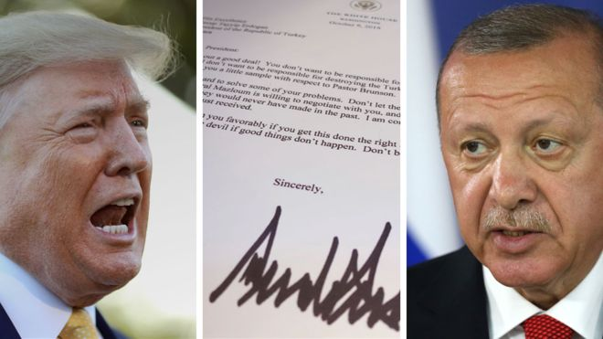 Erdogan Tramp