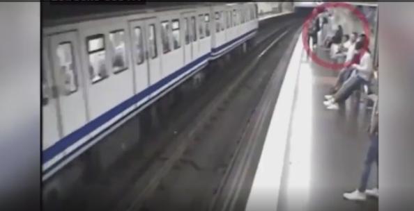Metro Madtid