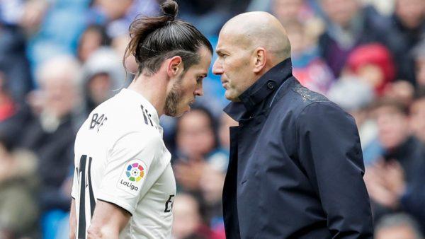 Skysports Gareth Bale Zinedine Zidane 4725729
