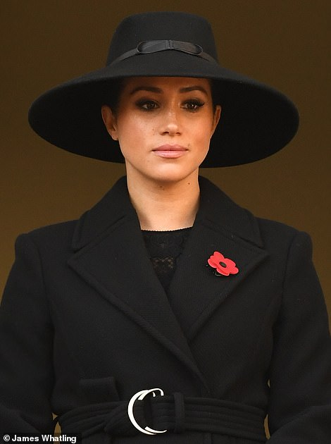 20824310 7669581 Meghan Markle Pictured Above Watched The Memorial From A Separat M 136 1573384921732