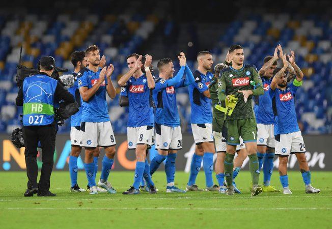 Ssc Napoli V Rb Salzburg: Group E Uefa Champions League