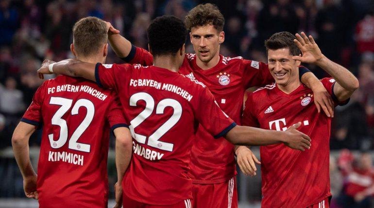 Bayern Munich Wins Bundesliga Title