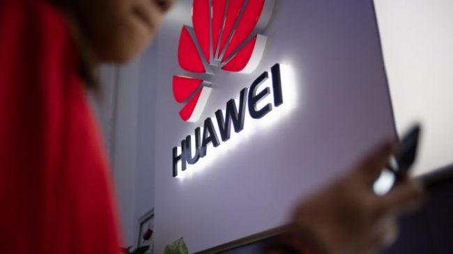 Huawei Telecommunication Chine Logo 696x391