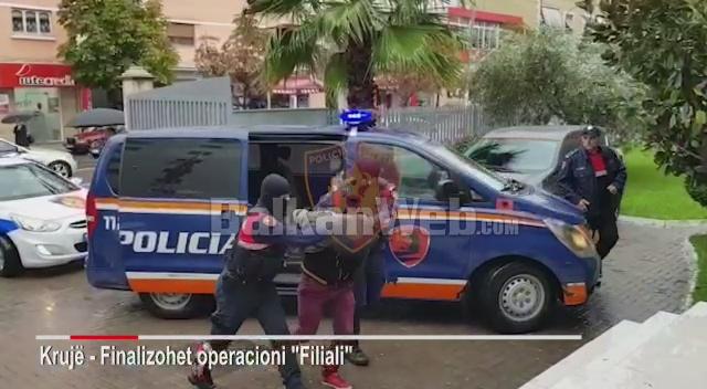 Policia Aksioni Ne Kruje