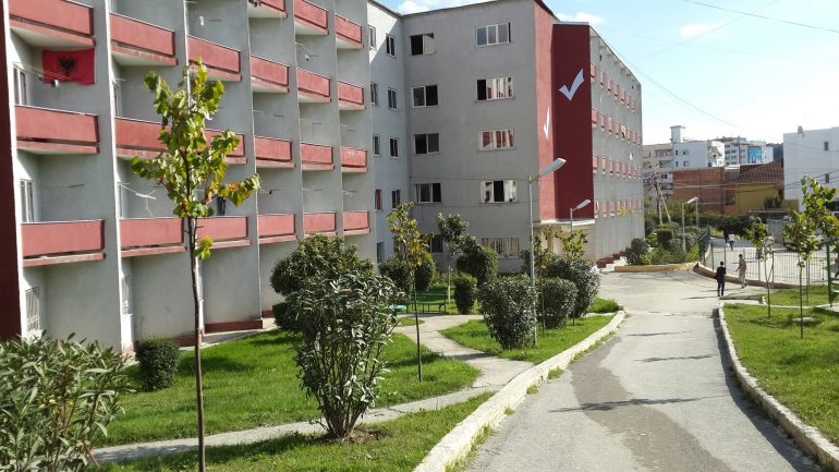 Qytet Studenti