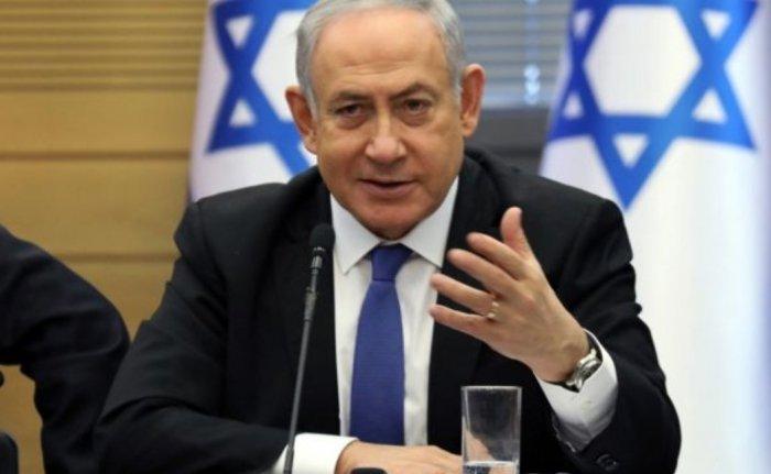 Kryeministri I Izraelit Benjamin Netanyahu