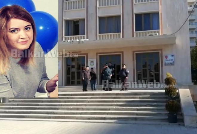Shperthim Bashkia Lushnje Sekretarja Erisa Qalliu