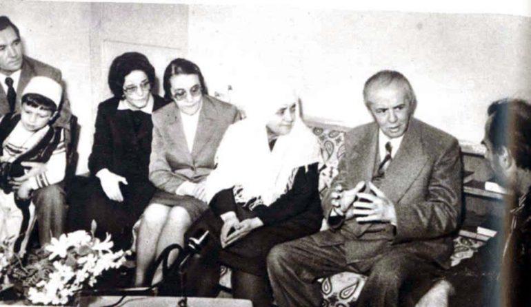 Enver Newxhmije Vito 1979
