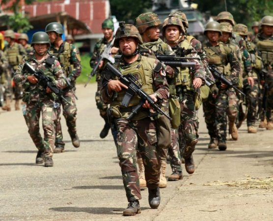 Philippine Army Rebels Mindanao Islamic State Epa Pic Full 768x622