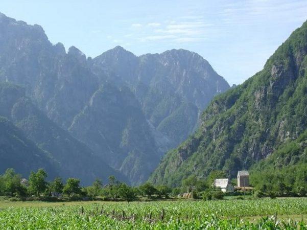 U1 Alpet Shqiptare