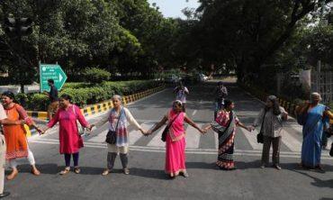 Metoo Movement In New Delhi