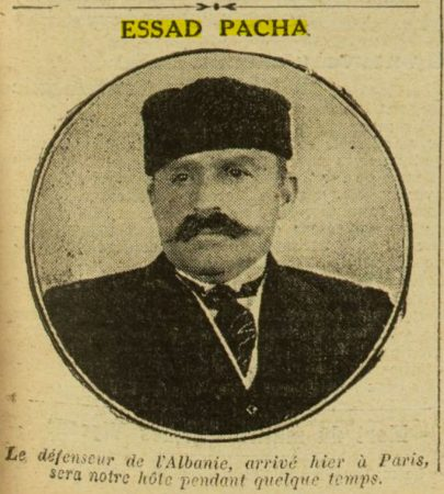 Esat Pasha Ne Paris
