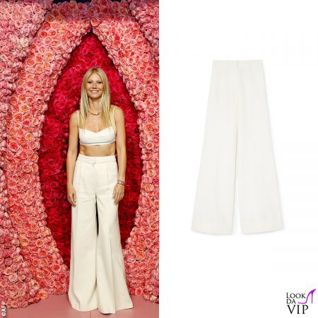 Gwyneth Paltrow Presentazione The Goop Lab Outfit G. Label 4